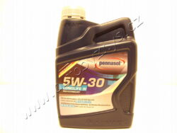 Olej motorový 5W-30 Longlife III VW 504.00/507.00 1L PENNASOL-Plně syntetický lehkoběžný motorový olej pro celoroční provoz v motorech s turbodmychadly i bez.Speciálně vyvinut pro novou generaci motorů AUDI a VW./brSpecifikace-ACEA A3/B3,A3/B4,API SL/CF,BMW Longlife-98,MB 229.3,Opel GM-LL-B-025,Porsche,VW-Norm 504 00,507 00