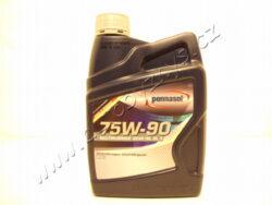 Olej převodový MULTIPRURPOSE GEAR  SAE 75W-90 API GL 4 1L PENNASOL