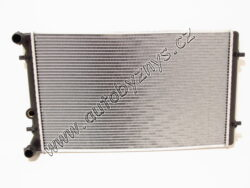 Chladič OCTAVIA 1.4/1.6/1.8/1.9/2.0 CN 650x414mm ; 1J0121253AD-OCTAVIA 97-00 pro motory 1.4 44kw AMD/1.6 55kw AEE-pro vozy s klimatizací/br1.6 74kw/1.8/2.0/1.9D pro vozidla se zesíleným chlazením/brOCTAVIA 01-08 pro motory 1.4 16V pro vozidla s klimatizací/1.6 75kw AVU,BFQ/1.6 74kw AEH,AKL/1.8 110/132kw/2.0 85kw/1.9D 50/66/81/74/96kw-pro vozy s klimatizací