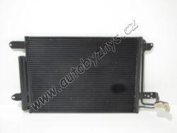 Chladič klimatizace Octavia2/Superb2/Yeti MAXGEAR ; 1K0820411Q-OCT2 04-08