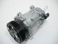 Kompresor klimatizace OCTAVIA ORIG. ; 1J0820803K-OCT 97-00/01-08  1J0820803K           1J0820803L           1J0820803F