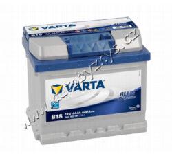 Autobaterie 12V/44Ah 440A VARTA Blue dynamic