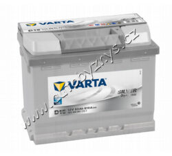 Autobaterie 12V/63Ah 610A VARTA Silver dynamic