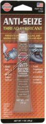 Mazný kov -měděná pasta Anti-Seize Thread Lubricant 28g Versachem- Mazný kov (Anti-Seize)  Prvotřídní mazivo s obsahem mědi na ošetření šroubových spojů. Odolává vysokým teplotám až do 1093°C. Chrání před zapečením a zadřením vlivem koroze. Umožňuje snadnou demontáž i po delším období.   Tuba 28g