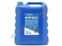 Olej převodový PP80 SAE 80W GL-4  4L CARLINE