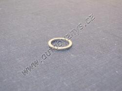 Kroužek těsnící AL 14x18x1,5 čidla zpátečky FAVORIT/FELICIA; 047103677
