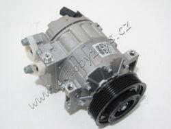 Kompresor klimatizace OCTAVIA2 orig. SANDEN motor VZNĚTOVÝ ; 1K0820859Q