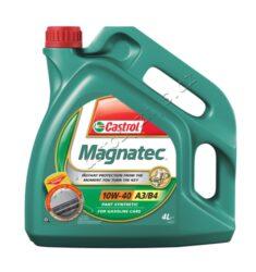 Olej motorový 10W-40 Magnatec A3/B4 CASTROL 4L
