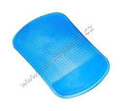 Podložka protiskluzová SILICON modrá 10x15cm 06241
