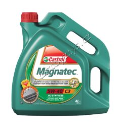 Olej motorový 5W-40 Magnatec C3 CASTROL 4L VW 502 00/505 00