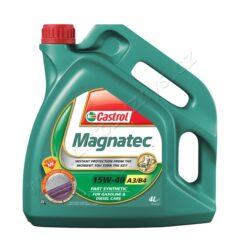 Olej motorový 15W-40 Magnatec A3/B3 CASTROL 4L