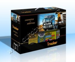 Dárková kazeta TRUCKER-Dárková kazeta autokosmetiky a autochemie. Vhodné pro majitele a provozovatele kamionové dopravy. Souprava obsahuje americké přípravky Formula1 na umytí, vyleštění a vyčištění kabiny a karoserie Vašeho trucku. Soupravu korunují jedinečná aditiva pro zvýšení výkonu od Diesel Power  obsah dárkové kazety 15223 Čistič vstřikovacích trysek (na 570 l phm) 591 ml 15224 Zvýšení cetanového čísla (na 570 l phm) 591 ml CLINDO Univerzální pěnový čistič 539 ml 615056 Rychlovosk 475 ml 615254 Čistič disků 651 ml UPM Utěrka proti zamlžení oken 1 ks JEL Umělá jelenice 1 ks SLEVA 35%