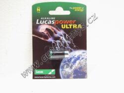 Baterie alkalická 1,5V LUCAC ULTRA DIGITAL LR1 1ks