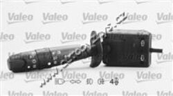 Přepínač páčka s př.a zd.mlhovkami L Citroen Xantia/Peugeot 406 VALEO-Barva: černá Prepínací funkce: s přepínačem světel Prepínací funkce: s ukazatelem směru (blinker) Prepínací funkce: s funkcí mlhových světel Prepínací funkce: s funkci koncoveho mlhoveho svetla
