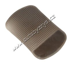 Podložka protiskluzová SILICON černá 10X15cm 06243