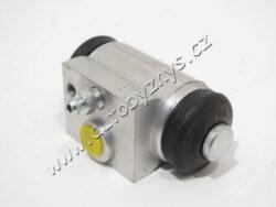 Váleček brzdový Citröen Saxo/Xsara/C2 - hliníkový L i P-Vrt-? [mm]: 20,64 montovací strana: zadní náprava brzdovy system: LUCAS Materiál: hliník