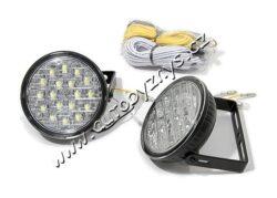 Světla pro denní svícení kulatá RL hom. on/of 33541