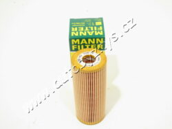 Oil filter OCTAVIA/SUPERB 1.9 MANN HU726/2X