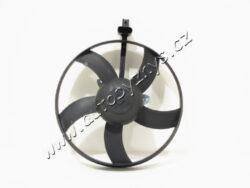 Motor chlazení Fabia/Fabia2/Roomster 100W 290mm CN ; 6Q0959455AF-6Q0959455AF          6Q0959455C