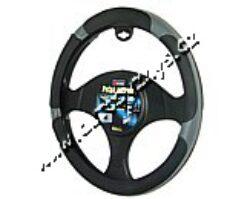 Potah volantu GRIP šedý 31404