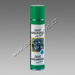 Čistič karburátorů 400ml sprej TECTANE-Pro dokonalé čištění jednotlivých dílů karburátorů, ale i jako celku. Lze využít pro čištění škrticích klapek a ventilů při chodu na prázdno. Nezpůsobuje oxidaci ocelových částí zařízení a nenapadá gumové části těsnění strojů a strojních zařízení.