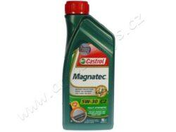 Olej motorový 5W-30 MAGNATEC C2 CASTROL 1L