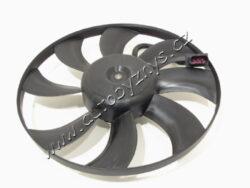 Motor chlazení Fabia 250/60W 385mm CN 6Q0959455N-FABIA 00-04 pro motory 1.4D/brFABIA 05-08 pro motoryb 1.4D/brFABIA II 07- pro motory 1.4D/brROOMSTER 06- pro motory 1.4D