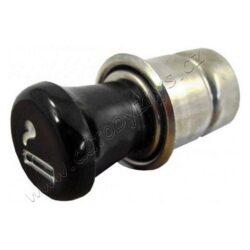 Vložka do zapalovače-Žhavící zástrčka slouží jako zapalovač cigaret. Zástrčku vložte do standardní zásuvky automobilového zapalovače 12V. Stiskněte, po nažhavení se zástrčka automaticky vysune.