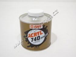 Ředidlo BODY 740 Acryl Thinner - akrylátové 0,5L