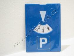 Parkovací hodiny - plastové