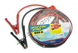 Compass Kabely startovací 400A 3M 100% měď ZIPPER BAG 01114