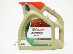 Olej motorový 5W-40 EDGE SPORT 4L CASTROL