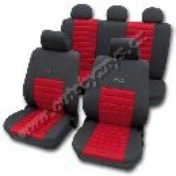 Potahy sedadel ACTIVE SPORTS červené