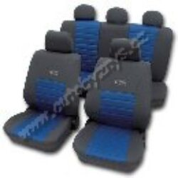 Potahy sedadel ACTIVE SPORTS modré