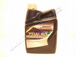 Olej převodový MULTIGRADE HYPOID GERA SAE 75W-90 GL 5 1L PENNASOL