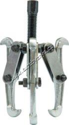 Stahovák na ložiska tříramenný 100 mm VOREL-Trapézový závit s otočnou plochou - chromovaný