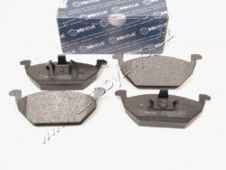 Destičky brzdové přední Octavia/Fabia/Roomster MEYLE 1J0698151J-1J0698151H