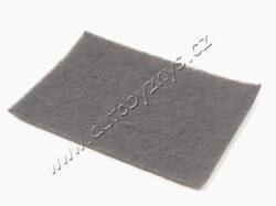 Brusné rouno ultra jemné P 600 - 1 arch 150mm x 230mm-pPro suché i mokré broušení