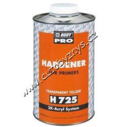 Tužidlo plniče BODY  H725 HARDENER HS - 250ml- Tužidlo do plničů P333,P334,P335