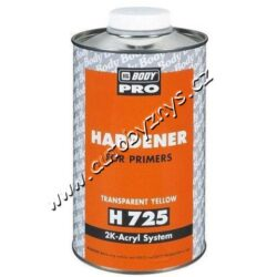 Tužidlo plniče BODY  H725 HARDENER HS - 1L-Tužidlo do plničů P333,P334,P335