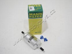 Filtr paliva Fabia 1.0/1.4 MANN WK512 ; 6X0201511B