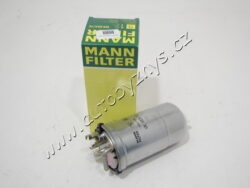 Filtr paliva Fabia 1.4D/1.9D MANN WK853/12 ; 6Q0127401B