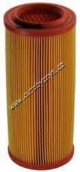 Filtr vzduchový Audi,Seat,VW VASCO/DENCKERMANN-vnejsi prumer [mm]: 118 vnitřní průměr [mm]: 70 Vnitřní průměr 1 [mm]: 70 vyska ( v mm ): 263