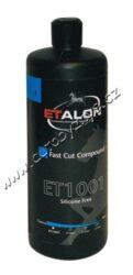 Autoleštěnka BODY ETALON ET 1001 - 250 gr-Leštící pasta hrubá:  odstraňuje stopy po broušení hrubostí P1000  slouží k odstranění největších poškození laku např.hluboké rýhy,stečeniny,pomerančové kůry.  Pastu nanášíme se žlutou nebo oranžovou houbou nebo kožešinovým kotoučem.