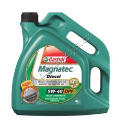 Olej motorový 5W-40 Magnatec DIESEL B4 DPF CASTROL 4L VW 502 00/505 00/505 01
