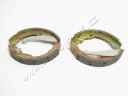 Čelisti brzdové Octavia sada CN nýtované ; 1J0698525B ; 1J0698525A