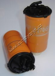Fuel filter Fabia 1.4D/1.9D VASCO