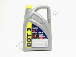 Brzdová kapalina DOT3 4L CARLINE