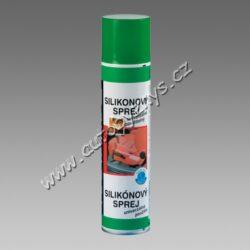 Silikonový olej 400ml spray  TECTANE-Pro auto, dům i domácnost. Ideální pro kluzné, valivé i točivé mechanismy, klínové, kulaté, ploché a ozubené řemeny z tkaniny, kůže, PVC a gumy. Kvalitní jednosložkový mazací prostředek bez obsahu tuků, olejů, ředidel a pryskyřic. Vytváří ochranný a ošetřující kluzný film s vysokou tepelnou odolností. Zabraňuje ulpívání zbytků lepidel na lisech a vodicích částech. Zamezuje ulpívání předmětů na dopravních pásech a kluzných drahách.