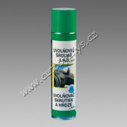 Uvolňovač šroubů a rzi s MoS2  400ml sprej TECTANE-Pro uvolnění zalehlých a zoxidovaných šroubových a maticových spojů. Odstraňuje zbytky olejů dehtu ze všech kovů. Chrání před korozí, odpuzuje vlhkost a vodu z elektrických kontaktů a kabelů. Není agresivní vůči lakům a kovům. Uvolňovač rychle penetruje na místo určení. Nepostradatelný pomocník při údržbě, servisní opravě a výrobě.